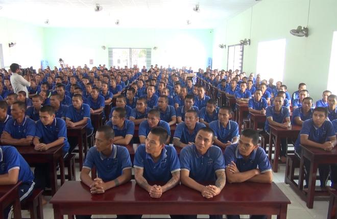 Hơn 200 học viên bỏ trốn đã trở lại trại cai nghiện Tiền Giang