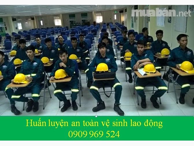 Huấn luyện An toàn lao động  tại Tiền Giang
