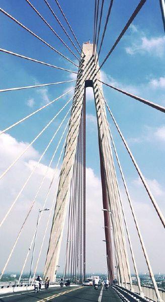 Cầu Rạch Miễu - Tiền Giang - Bến Tre