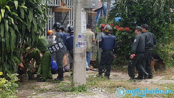 Tin nóng Tiền Giang: Hàng trăm học viên cai nghiện ma túy trốn trại gây náo loạn