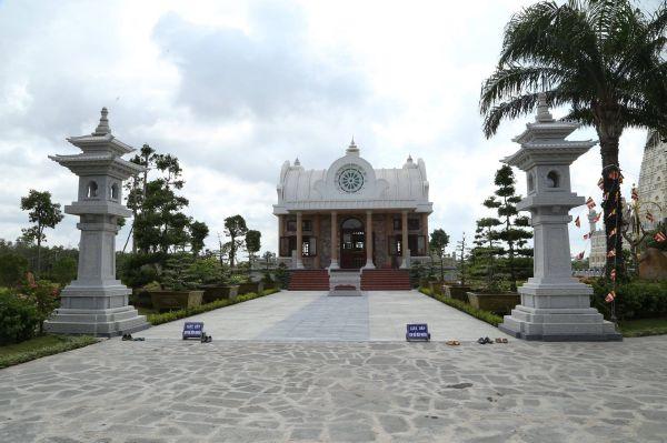 Thiền Viện Trúc Lâm Chánh Giác - Phật Thánh Tích Tứ Động Tâm