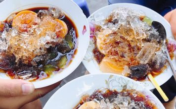 Bánh Flan ngay góc đường Nguyễn Huệ- Nguyễn Trãi ạ (ké bên nhà thuốc Thảo Nguyên