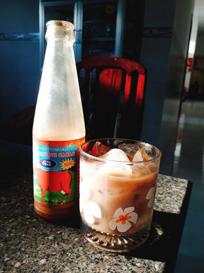 Bao nhiêu bạn còn nhớ chai sữa bò An Bình này!!!!