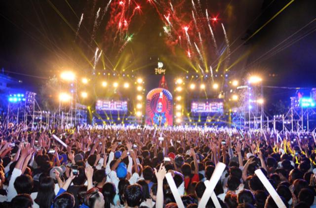 Tiền Giang: Tâm điểm cuối năm, đại tiệc âm nhạc Remix dành cho giới trẻ