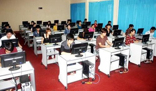 Tiền Giang dừng hoạt động các cơ sở ngoại ngữ, tin học