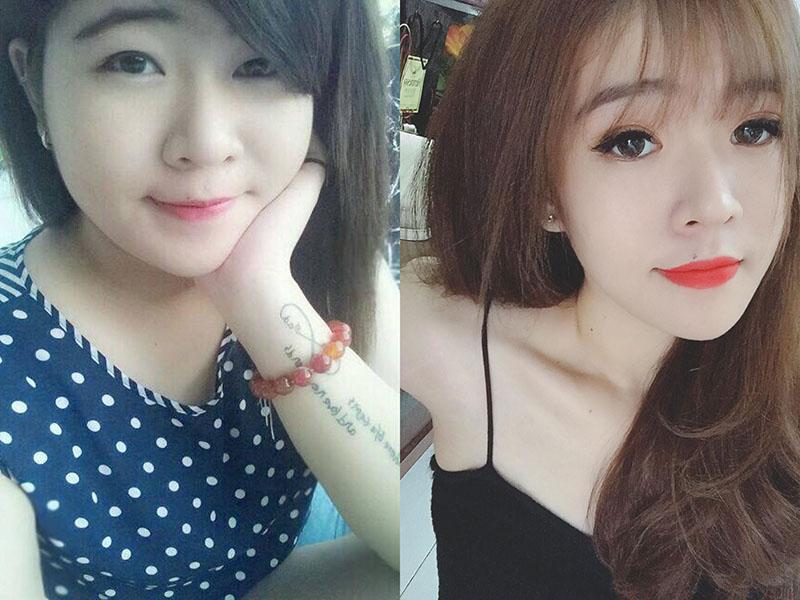 Hơn 100kg, bị 'crush' từ chối rồi bạn trai 'đá', cô nàng kiên trì giảm 42kg trong 1 năm rưỡi 3