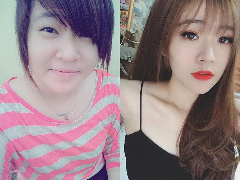 Hơn 100kg, bị 'crush' từ chối rồi bạn trai 'đá', cô nàng kiên trì giảm 42kg trong 1 năm rưỡi 2