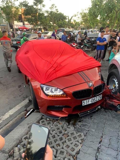 Thanh niên 22 tuổi quê Tiền Giang lái siêu xe gây tai nạn liên hoàn