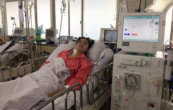 Cô gái mắc bệnh tim nặng cần gấp 100 triệu đồng cứu nguy tính mạng