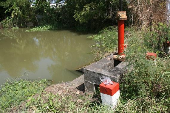 Tiền Giang: Người đàn ông đang phân hủy nổi trên kênh nước