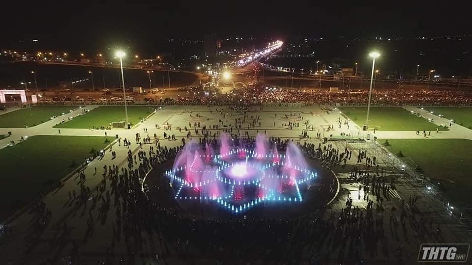 Quảng trường Tiền Giang sẽ trở thành điểm nhấn trong các lễ hội du lịch tại Tiền Giang