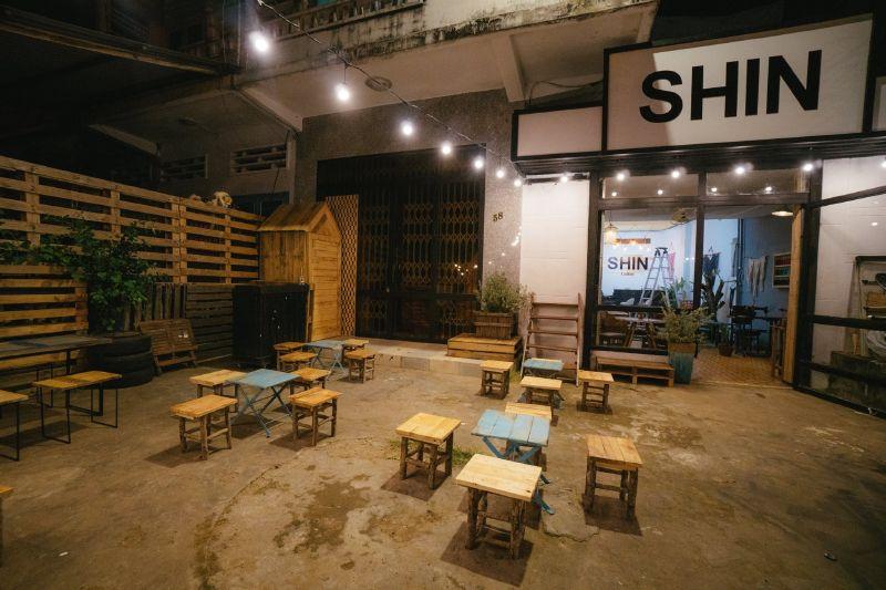 """Shin Coffee - quán cà phê phong cách Đà Lạt cho dân """"sống thật"""" tại Mỹ Tho"""