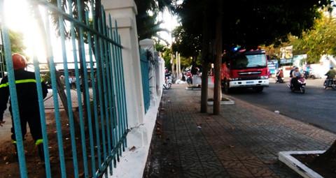 Cháy ở Bệnh viện Nguyễn Đình Chiểu, nguy cơ mất sạch dữ liệu phòng máy chủ - ảnh 2