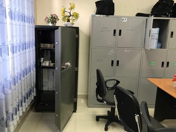 Bắt nghi can quê Tiền Giang và đồng bọn cướp 2,2 tỷ ở trạm thu phí Dầu Giây