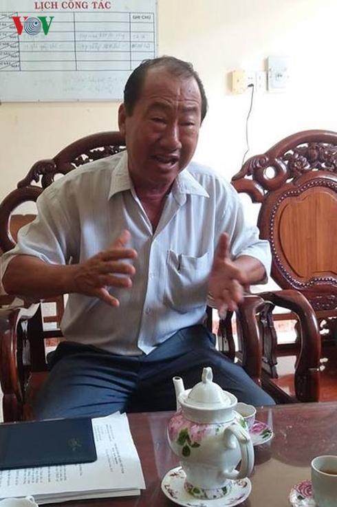 """Tiền Giang: Trường gà công khai hoạt động ở địa bàn giáp ranh, Bí thư xã """"kêu cứu"""""""