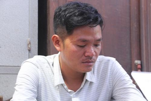 Tính tại trụ sở c-ông a-n huyện Nam Đông. Ảnh: Võ Thạnh
