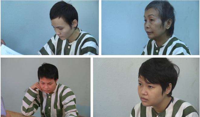 Các bị can đã bị kh-ởi t-ố, bắt gi-am (ảnh internet).