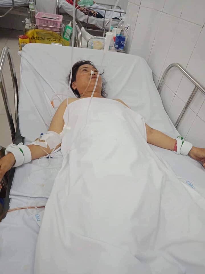 Rơi nước mắt hoàn cảnh chị Võ Thị Nga bị viêm não cấp cần được giúp đỡ