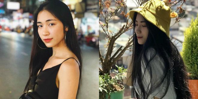 Hòa Minzy (ảnh trái) và Kim Anh (ảnh phải).