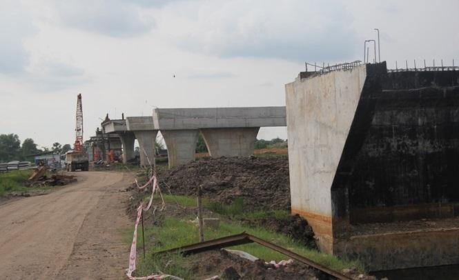 Tỉnh Tiền Giang đã tạm ứng cho dự án 228 tỷ đồng để giải phóng mặt bằng.