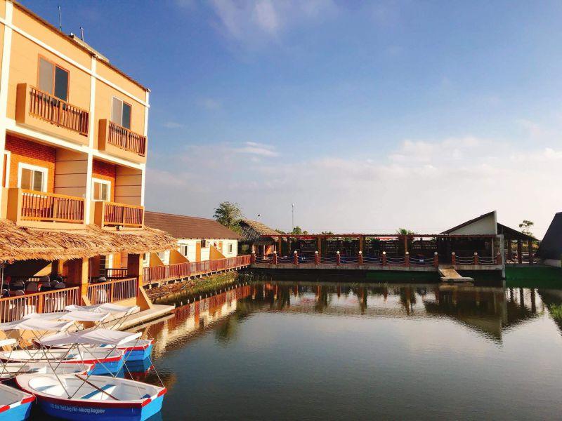 Khu du lịch Làng Yên, Tân Phú Đông, Tiền Giang