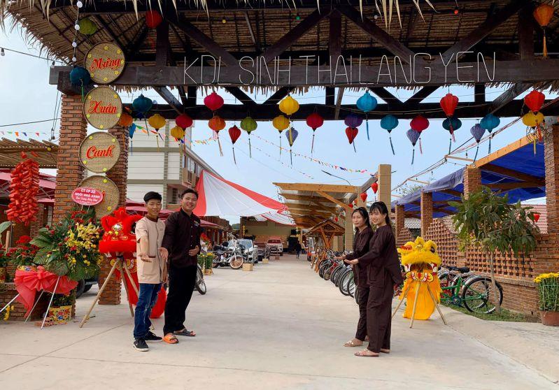 KDL Sinh Thái Làng Yến, Tân Phú Đông