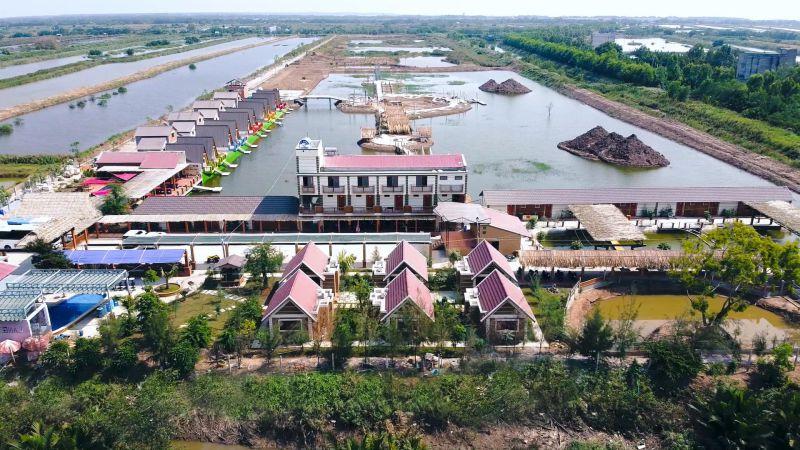 KDL Sinh Thái Làng Yến, Tân Phú Đông, Tiền Giang