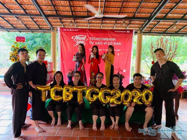 KDL sinh thái & Homestay Điền Lan Thôn Trang
